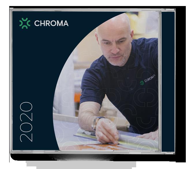 Chromagroup CD Calendar