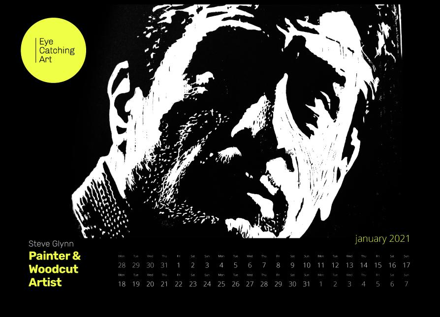 Bespoke calendar designs