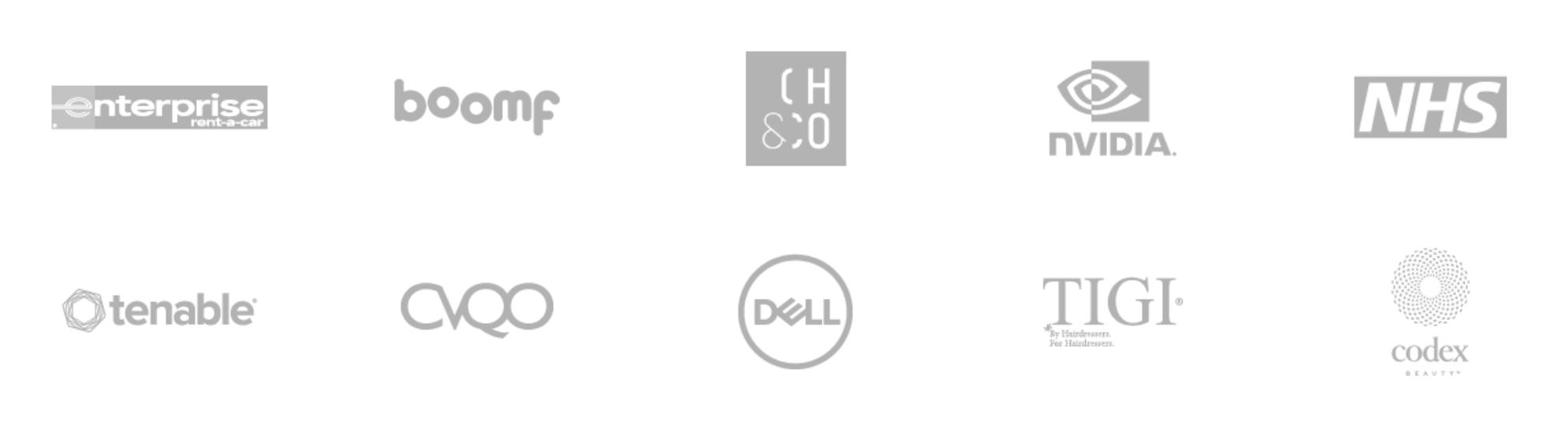 chroma client logos